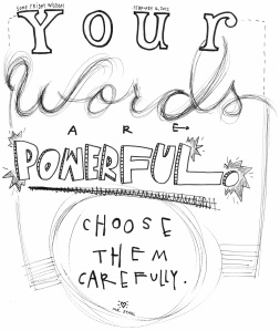 12.02.16 words are powerful