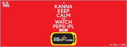 star-sports-kanna-keep-calm
