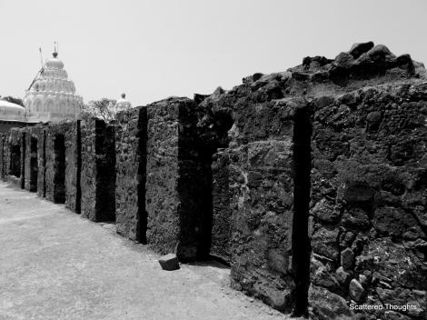 Fort of Shibaji, Kolaba, Maharshtra,India