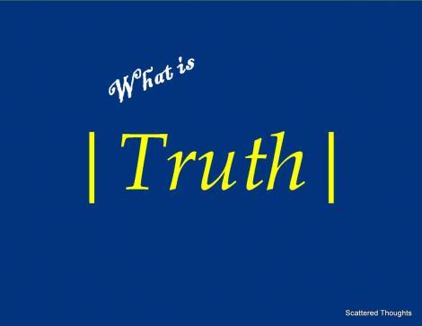 1-truth