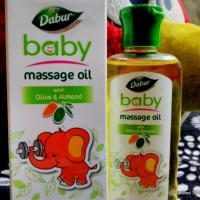 Product Review: Dabur Baby Massage Oil