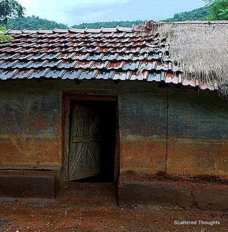 A Village Door