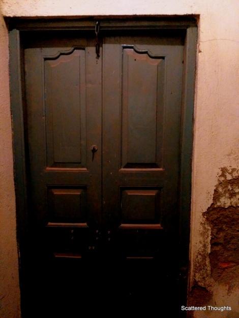 A Streetside Door