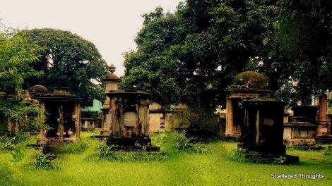 South Park Street Cemetery, Kolkata