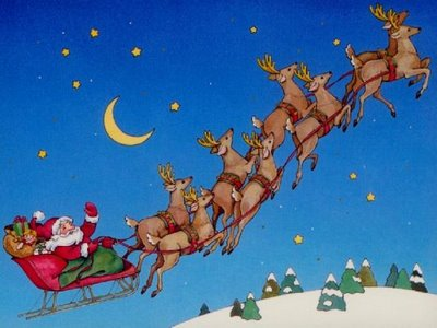 santa-sleigh