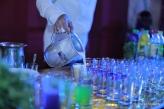 Preparing The Mocktails