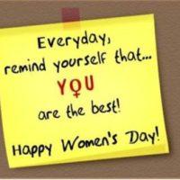 My Take on the International Women's Day