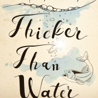 Book Review: Thicker Than Water by Lexie Conyngham
